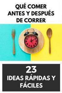 11 ideas de almuerzos rápidos para corredores
