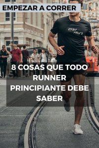 5 cosas que cada corredor principiante debe saber