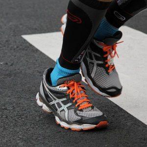 6 pasos para encontrar los zapatos adecuados para correr