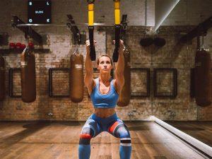 Cómo ejecutar pasos grandes en el entrenamiento