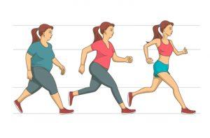 Cómo el ejercicio le ayuda a controlar su peso