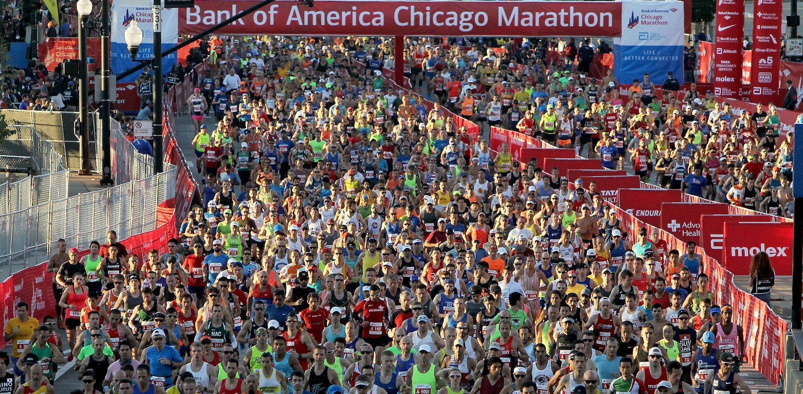 Photo of Cómo entrar en la maratón de Chicago