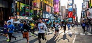 Cómo entrar en la maratón de la ciudad de Nueva York con éxito