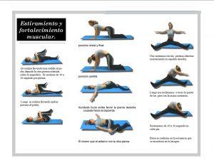 Cómo hacer inclinaciones pélvicas para el dolor de espalda
