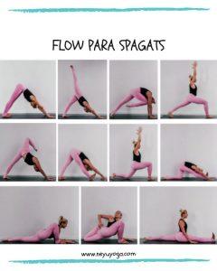 Cómo hacer la postura del mono (Hanumanasana) en el yoga