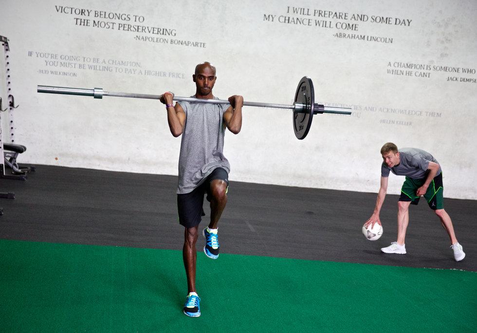 Photo of ¿El entrenamiento con pesas realmente ayuda a los atletas de resistencia?
