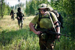 El entrenamiento que puede llevarte a las Fuerzas Especiales