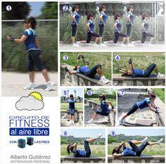 Photo of Entrenamiento de circuito al aire libre – Aquí está cómo condimentar sus entrenamientos al aire libre
