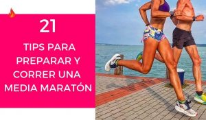 Estrategia y tácticas medio maratón