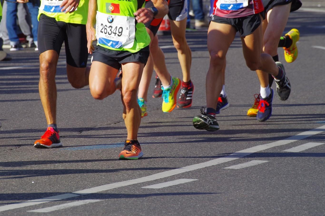 Haz este ejercicio de velocidad para correr un maratón más ...