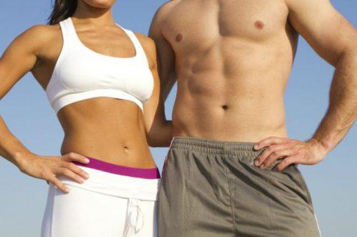 Photo of Por qué debes esforzarte por tener unos abdominales fuertes y no sólo planos