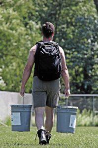 Programa de entrenamiento con pesas para caminatas y mochilas