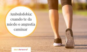 ¿Tienes miedo de ir a caminar debido a la ansiedad?