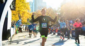 ¿Tienes que calificar para la maratón de Nueva York?