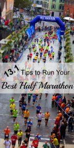 Top 12 Consejos Marathon Race