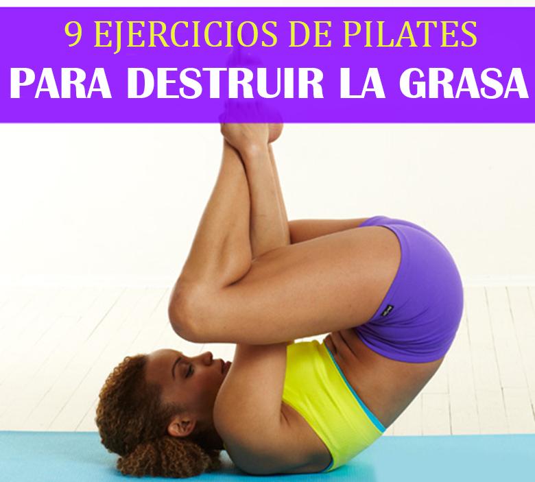 Photo of Un programa de ejercicios de Pilates para quemar grasa