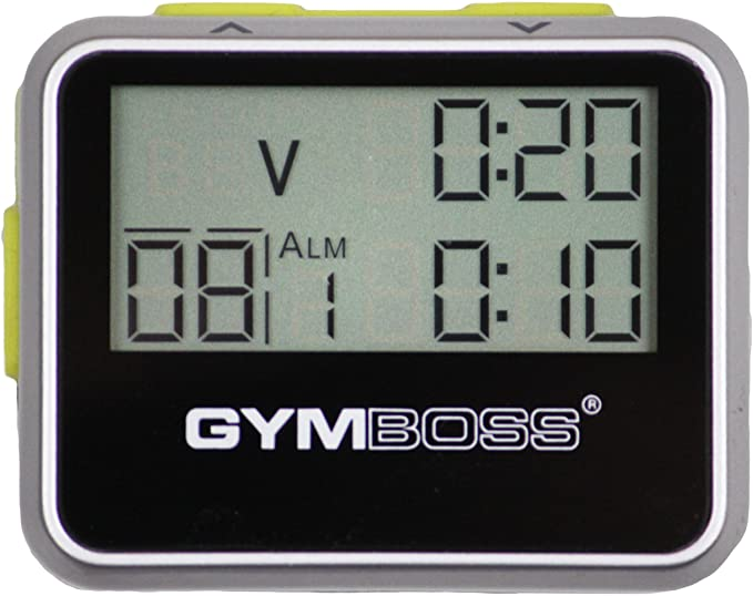 Photo of Use el temporizador de intervalos de Gymboss para sus entrenamientos