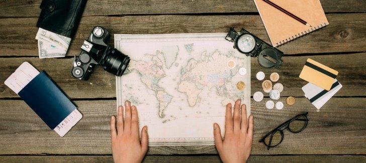 Photo of Viajando a una carrera: Planeando y empacando lo esencial