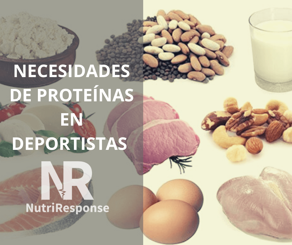 Photo of Atletas y proteínas: ¿Cuánto es suficiente?