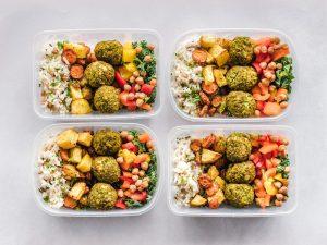 Buenas opciones de comida para comer después de un entrenamiento en el gimnasio