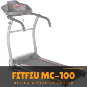 Cintas De Correr Fitfiu Mc-100