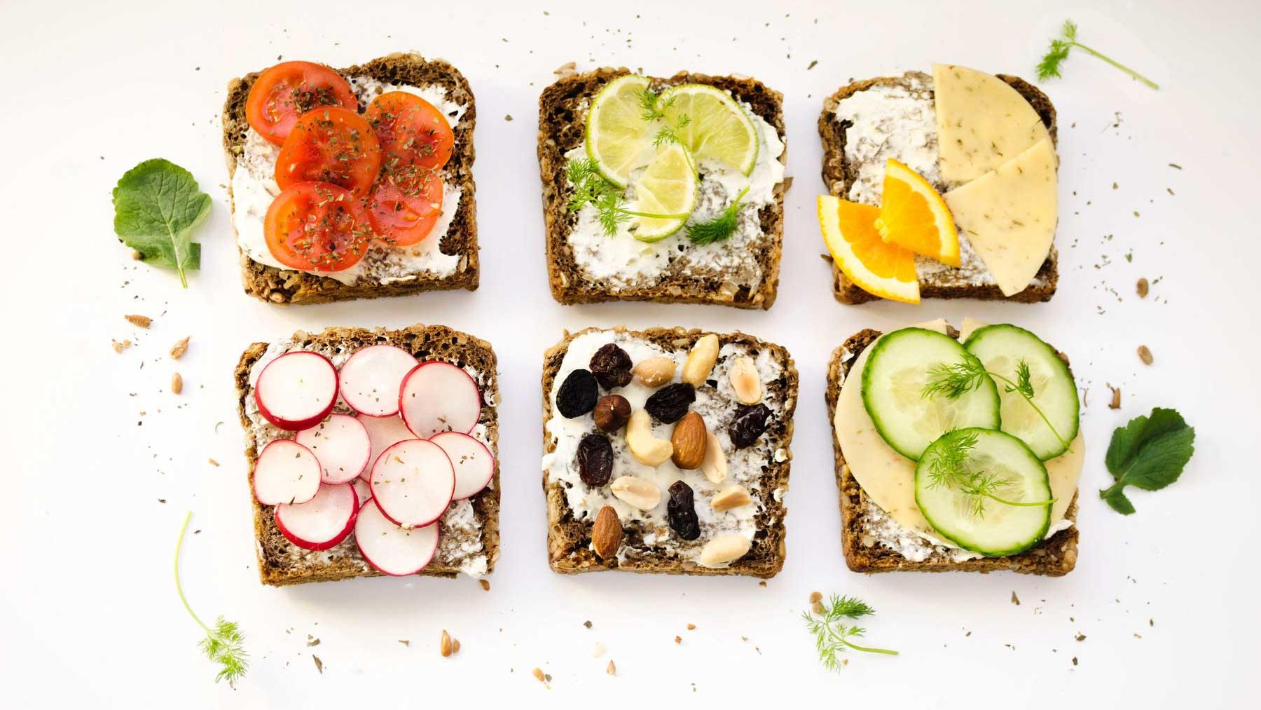 Photo of Coma bocadillos con alto contenido de proteínas y fibras si siempre tiene hambre.