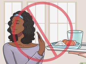 Cómo dejar de comer cuando no tienes hambre pero estás estresado