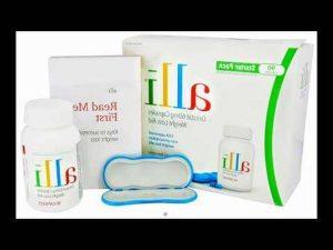 Cómo funciona Alli para ayudarle a perder peso