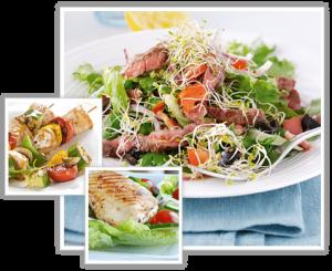 Cómo usar cebollas verdes en recetas de bajo contenido en carbohidratos