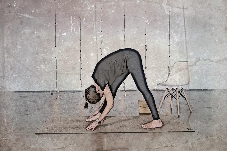 Photo of Consigue un estiramiento profundo de los tendones de la corva con la posición de la pirámide