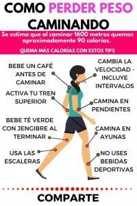 ¿Correr quema más calorías que caminar?