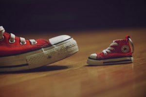 ¿Cuándo debería reemplazar sus zapatos de caminar?
