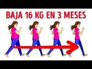 Cuánto hay que comer cuando se camina para perder peso
