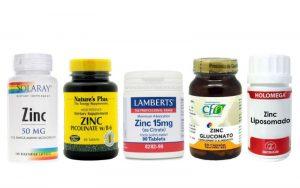¿Debo tomar un suplemento de zinc?