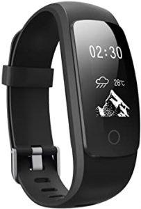Deje que un monitor de ritmo cardíaco guíe su entrenamiento de caminata