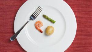 Diferentes maneras de medir las porciones de comida cuando no tienes una balanza