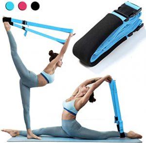 Ejercicio de estiramiento de piernas Pilates para la estabilidad y la flexibilidad