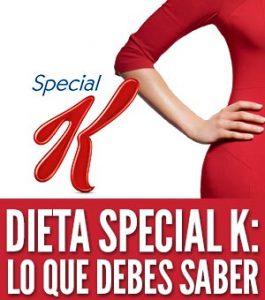 El desafío de la Dieta Especial K