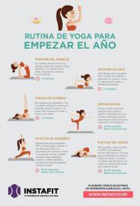 Empieza el año nuevo con una simple resolución de hacer más yoga