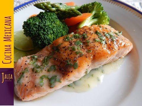 Photo of Espinacas y salmón al pesto: El pescado favorito de América va al Mediterráneo
