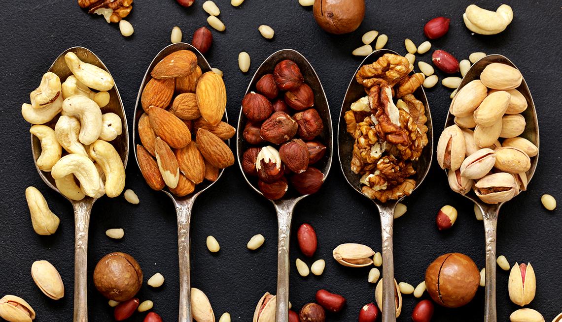 Photo of Frijoles secos, garbanzos y otros súper alimentos saludables de bajo índice glicémico