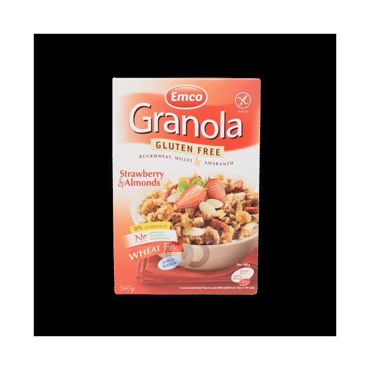 Photo of Granola de fresa sin granos