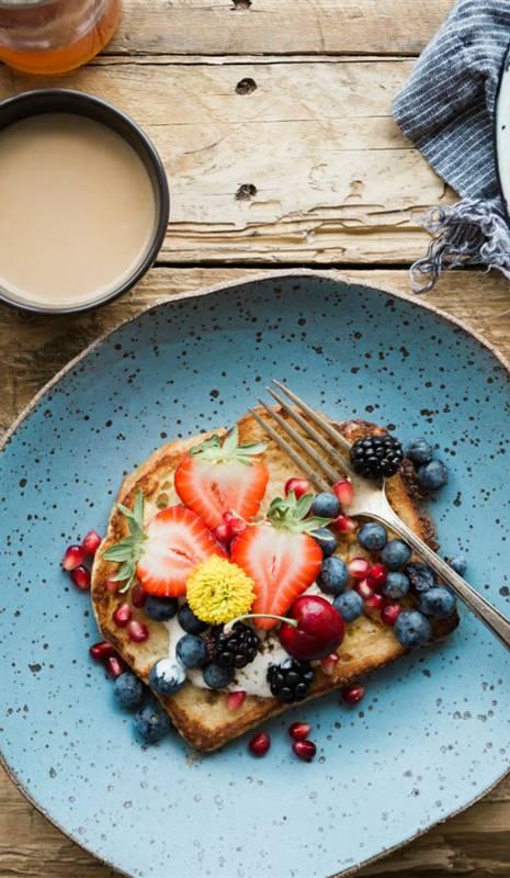 Photo of Haga su mañana más fácil con una guía de desayuno saludable.
