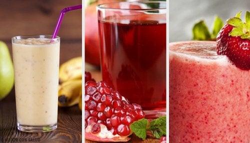 Photo of Ideas de batidos bajos en calorías para probar una dieta saludable