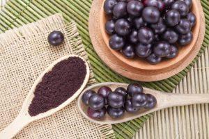 La información sobre la dieta de la baya de Acai para la pérdida de peso