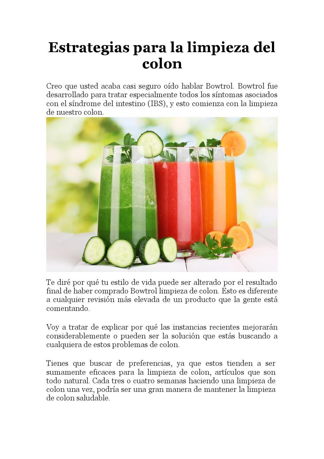 Photo of La información sobre la limpieza de Bowtrol