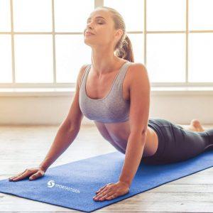 Lee esto antes de comprar una esterilla de yoga