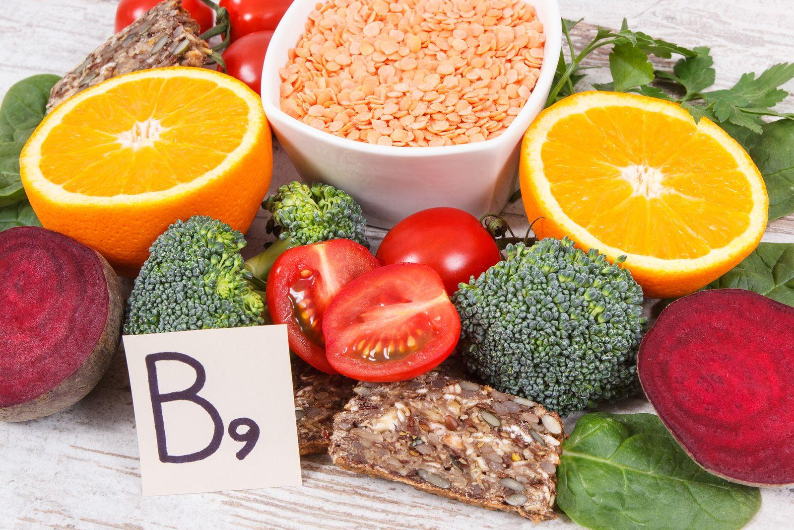 Photo of Los adultos físicamente activos pueden beneficiarse de más ácido fólico