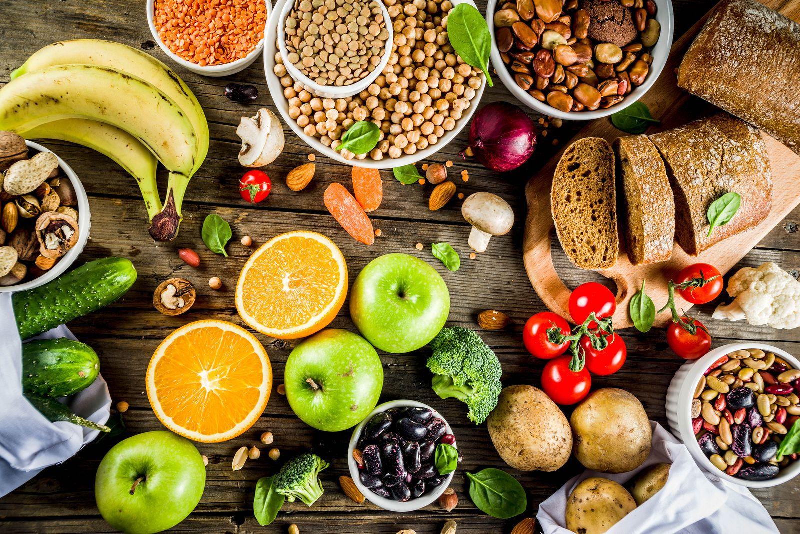 Photo of Los alimentos saludables que necesita para ayudarle a perder peso