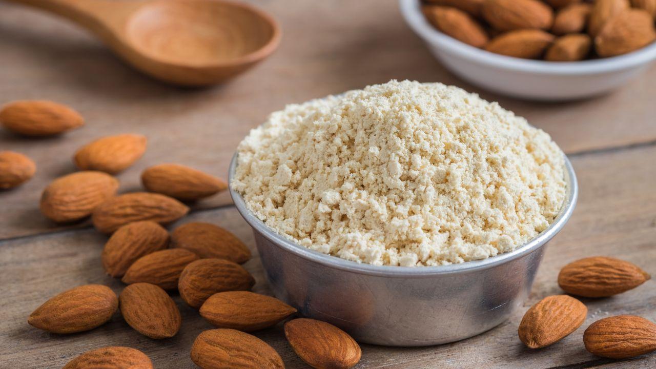 Photo of Los muchos usos de la harina y la comida de almendra